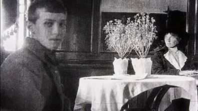 A new photo of child, Prince Alexi Romanov emerged last month.