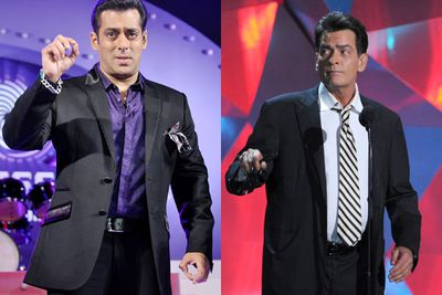 Bollywood's own bad boy Salman Khan has a penchant for controversy. Over the years he's been accused of beating up former girlfriend Aishwarya Rai and running over four people in a drunk driving incident. His antics have never affected his bank balance, though: he's one of the highest-paid players in the Bollywood game.