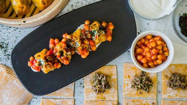 The Samadi's Mantu Afghan Dumplings