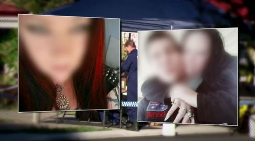 Melanie Attwood and her lover Robert Edhouse are on trial for Mr Taylor's murder. (9NEWS)