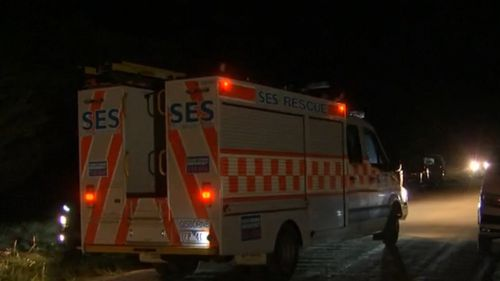 Police are investigating after the man's body was found.