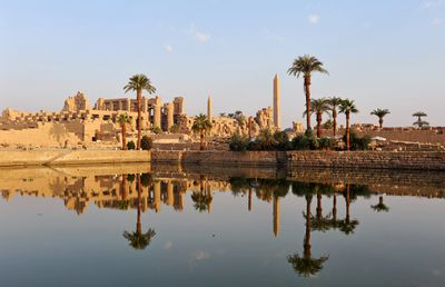 4. Cruise down Egypt's famous river, the Nile