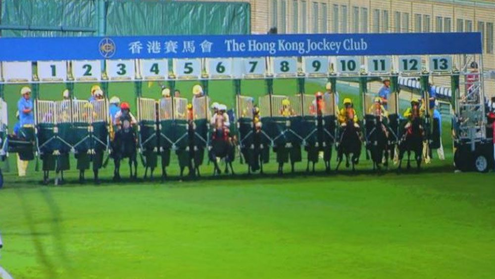 $126million refunded after barrier dramas at race meeting in Hong Kong