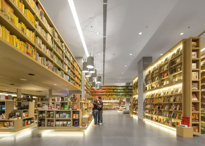 Studio Arthur Casas' Saraiva bookshop