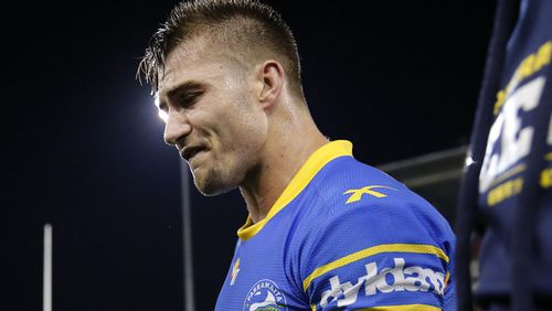 Parramatta Eels beat Knights 20-18 in NRL thriller at Newcastle