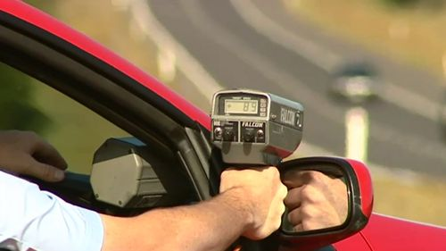 Fines for drivers going less than 10km/h over the limit have tripled