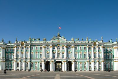 <strong>6. State Hermitage Museum (Winter Palace), St Petersburg, Russia</strong>