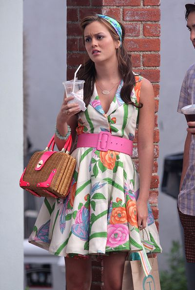 Leighton Meester as Gossip Girl's Blair Waldolf single-handedly started a headband revolution. Her commitment to the craft has guaranteed Blair a place in the TV Style Hall of Fame.  Xoxo