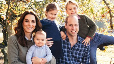 Prince William reveals Prince George Princess Charlotte Prince Louis love swimming