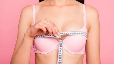 How to measure your own bra size at home