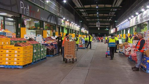 The price of fresh produce is set to plummet.