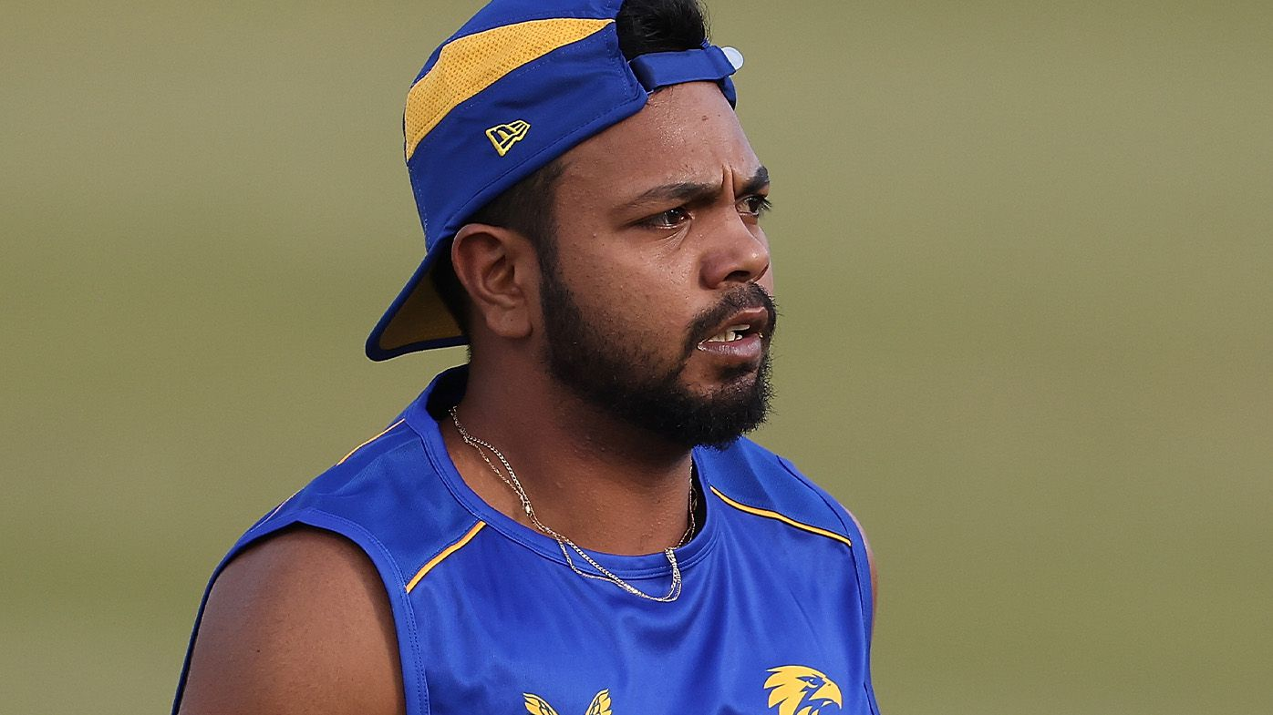 Hamstring tightness scratches Willie Rioli's long-awaited AFL comeback from doping ban