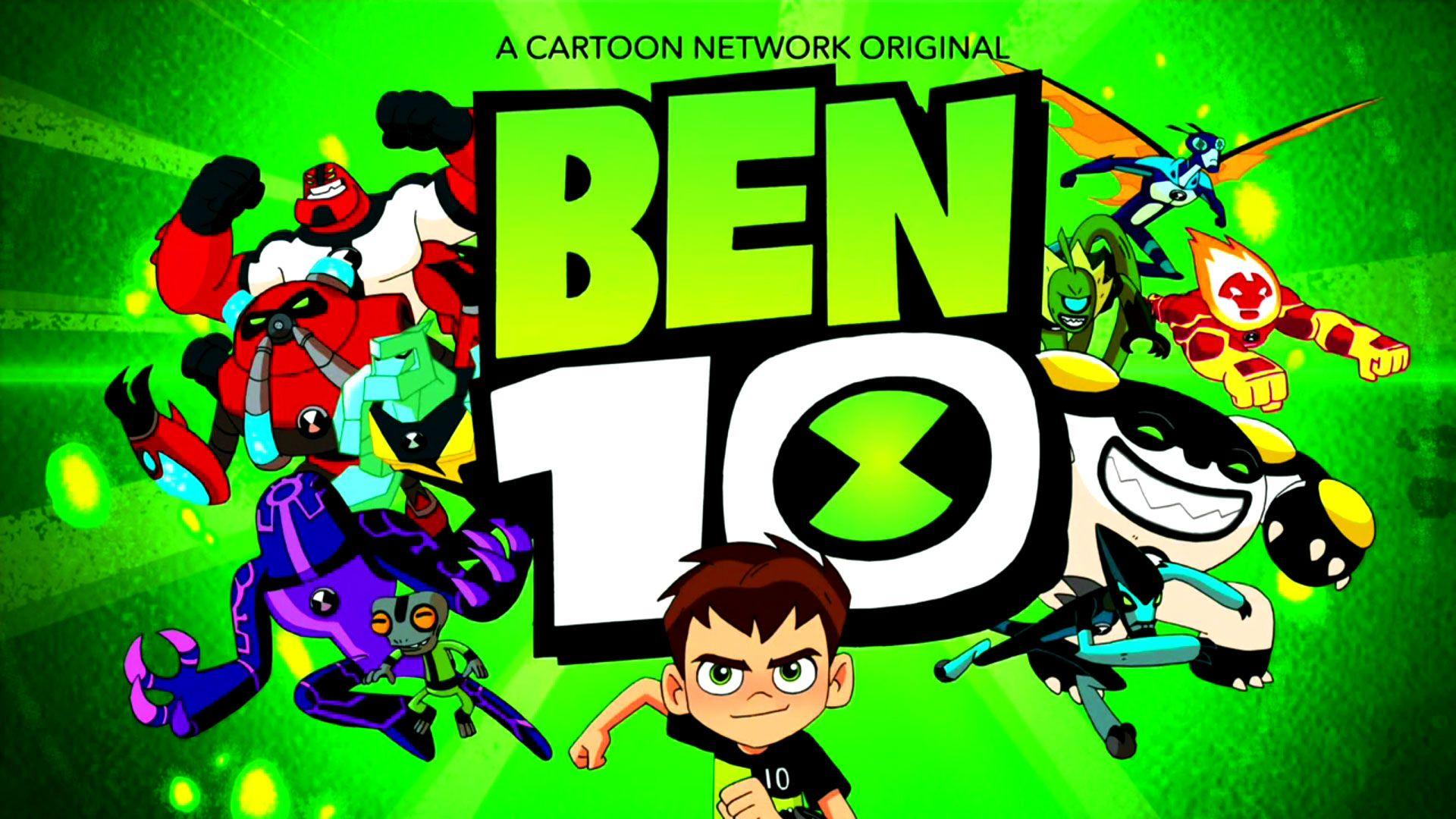 Watch ben 10 season 5 catch up tv voltagebd Image collections