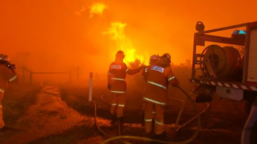 Dangerous bushfire conditions forecast for north Queensland