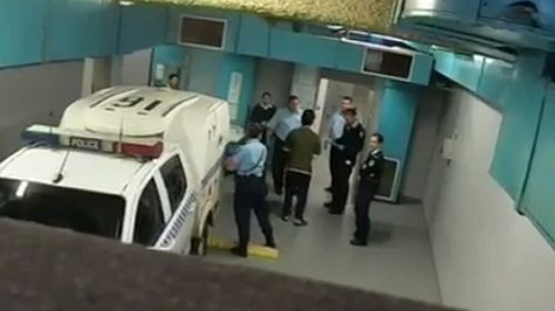 terror raids