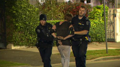 Adelaide man arrested following dramatic rooftop standoff. (9NEWS)