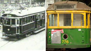 Australians could own historic tram carriages