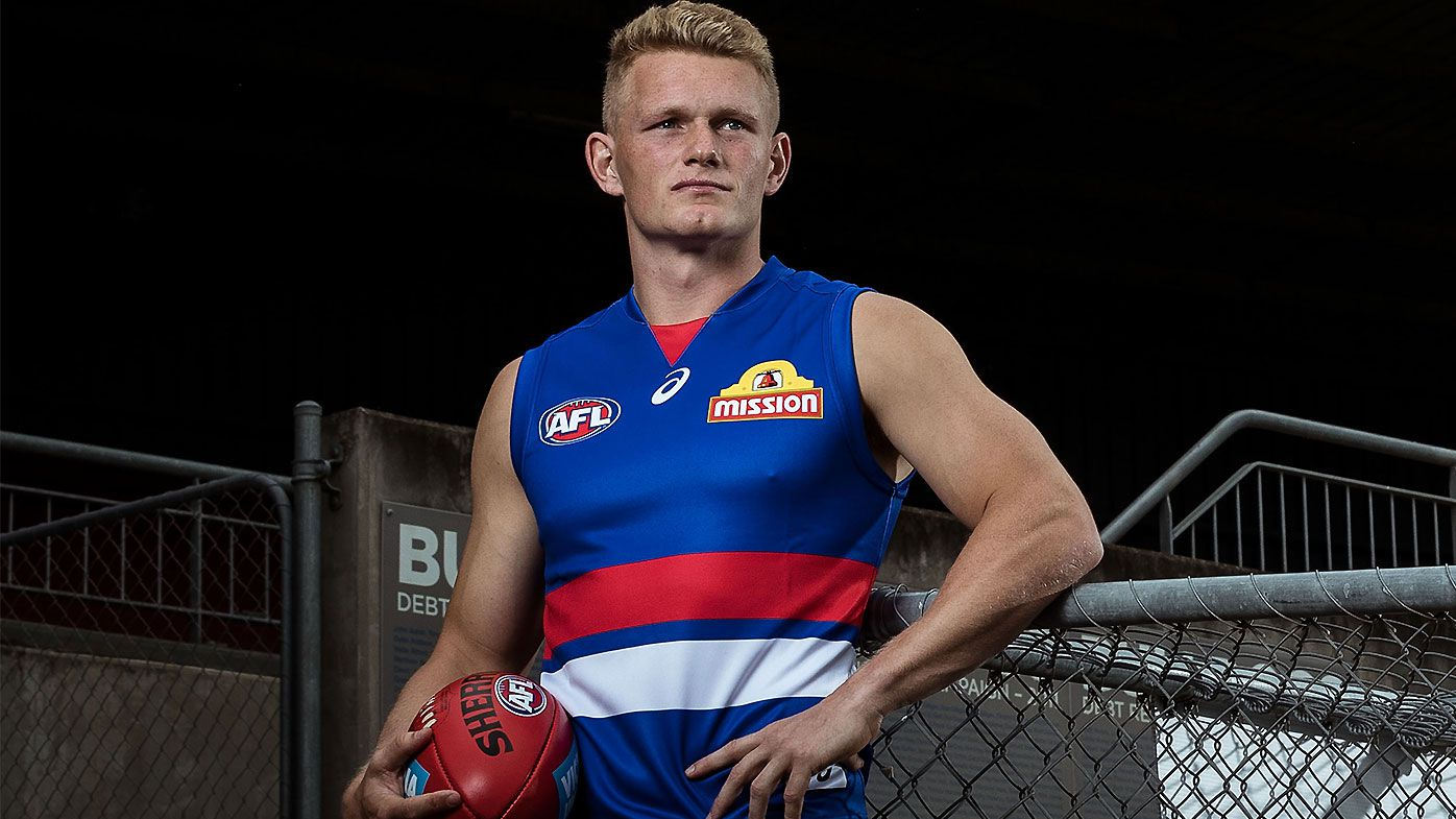 Western Bulldogs president confident in agreement on Adam Treloar's salary being reached with Collingwood