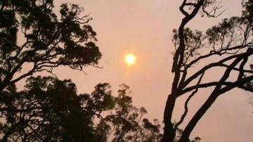 Queensland fire fighters stretched by 'unprecedented heatwave'