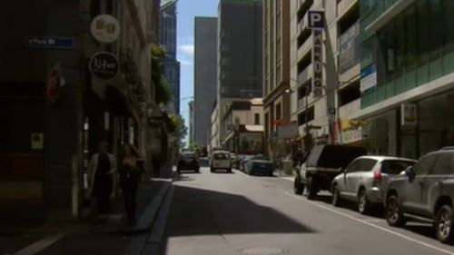 A laneway in Melbourne's CBD. (File)