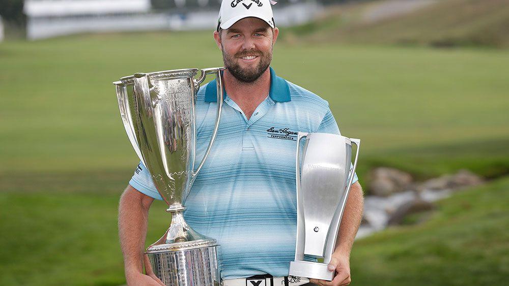 Marc Leishman eyes golf's $10m payday