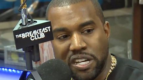 Kanye cut down! Radio DJ calls him an 'egotistical narcissist' in heated clash