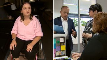 News federal politics Australia NDIS funding hole services concerns