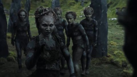 The birth of the White Walkers in Game of Thrones Season 6