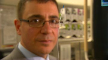 Technology reducing need for invasive surgery to check blocked arteries