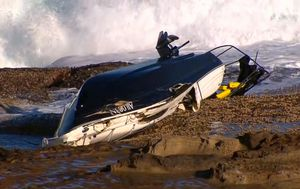 Three men killed after boat capsizes near La Perouse in Botany Bay