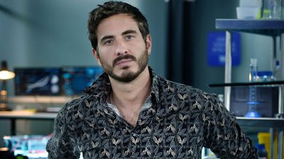 Ryan Corr plays Shay