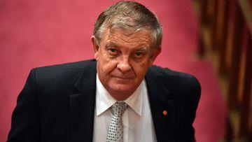 Liberal senator Chris Back has announced his retirement. (AAP)