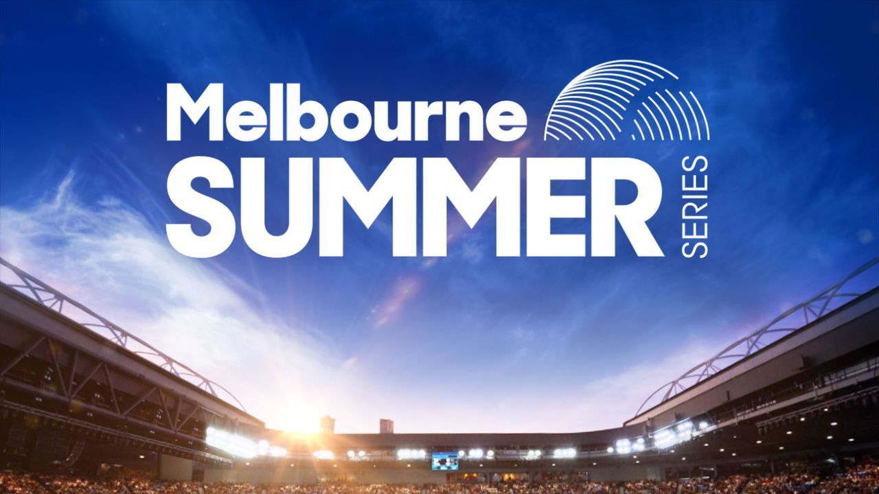 Watch Melbourne Summer Series Tennis 2021, Catch Up TV