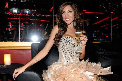 Farrah found fame in reality shows <i>16 and Pregnant</i> and <i>Teen Mom</i>.<br/><br/>Image: Getty