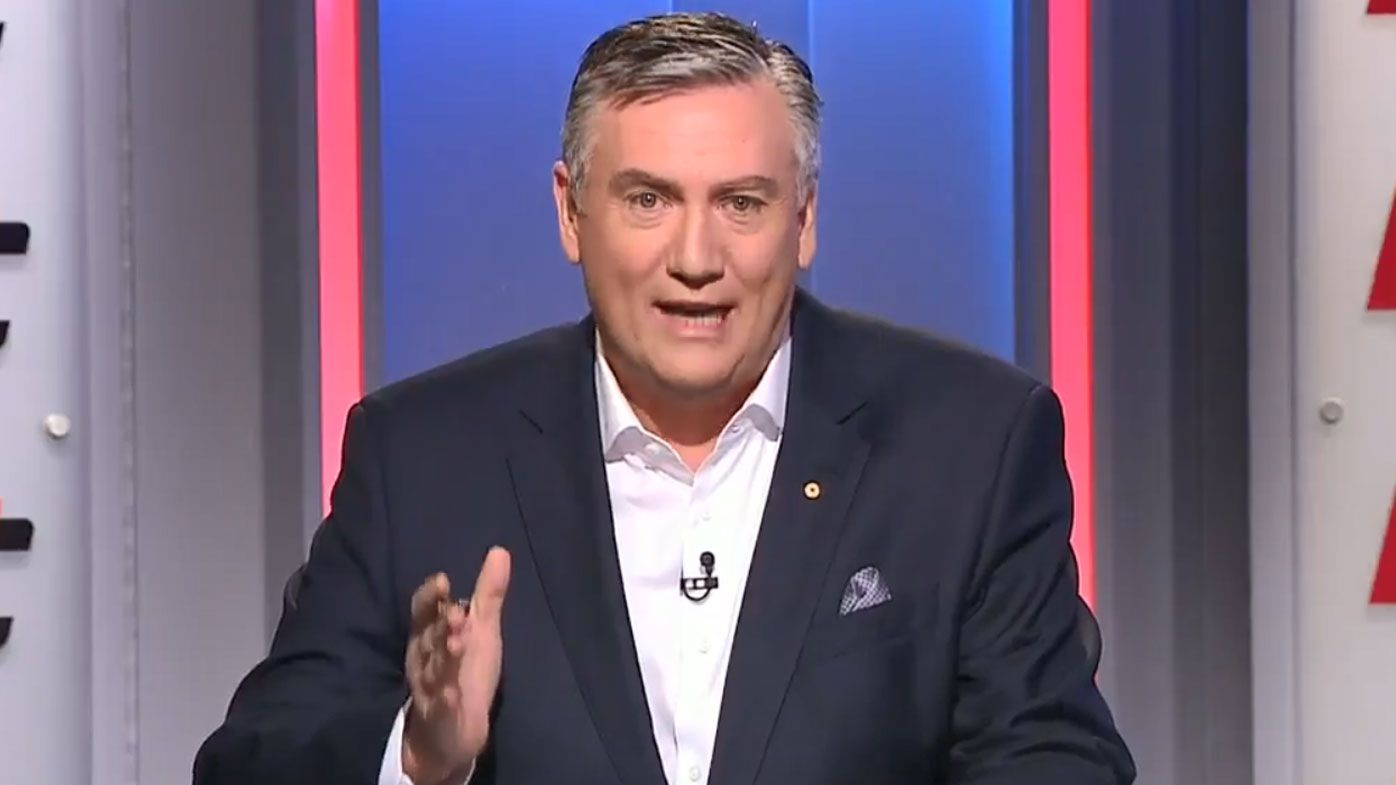 Eddie McGuire slams Kane Cornes and South Australians for 'denigrating' Victoria