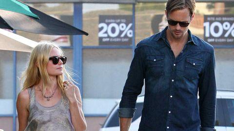 Alexander Skarsgard and Kate Bosworth