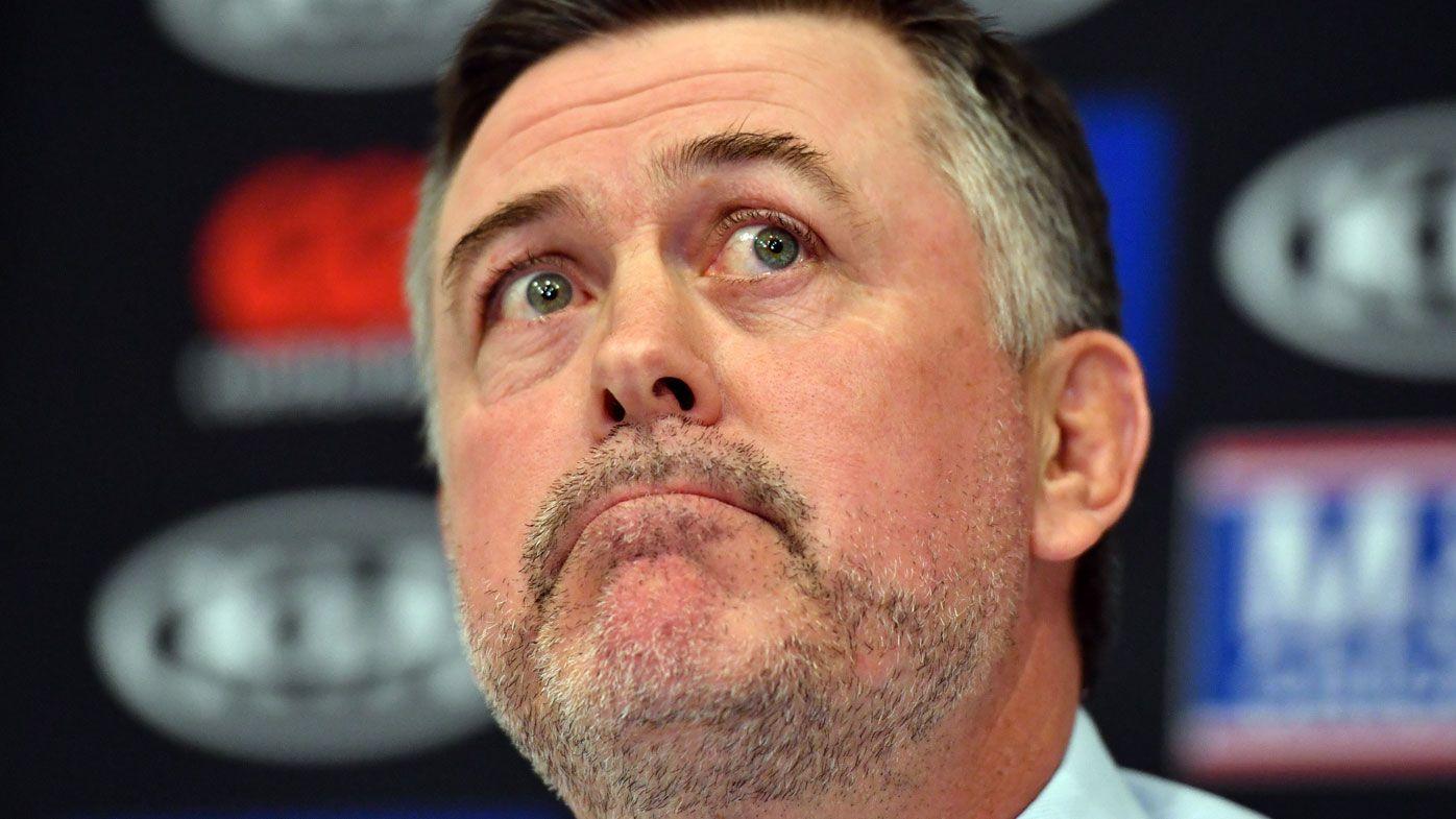 NRL salary cap affected us, says Bulldogs coach Dean Pay