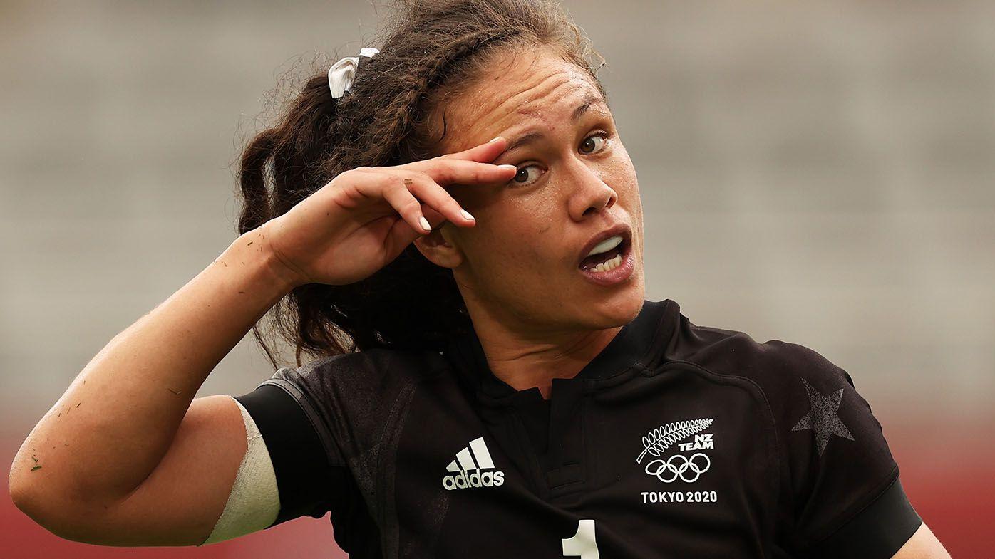 Kiwi star's amazing Olympics interview explodes