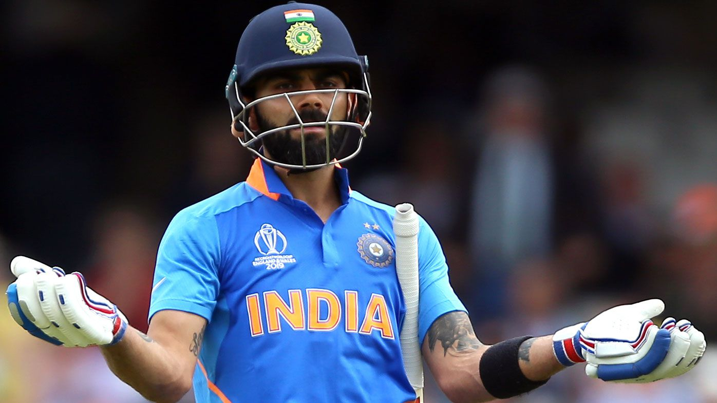 Virat Kohli honoured at ICC Awards for calling out Indian fans booing Steve Smith