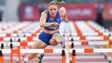 'Number one priority': Sally Pearson focused on Commonwealth Games