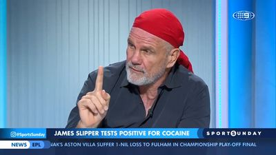 Peter FitzSimons says Queensland Reds star James Slipper taking cocaine is 'none of our business'