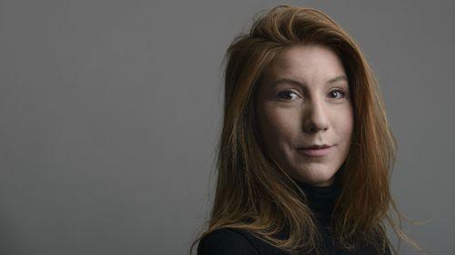 Swedish journalist Kim Wall. (AAP)