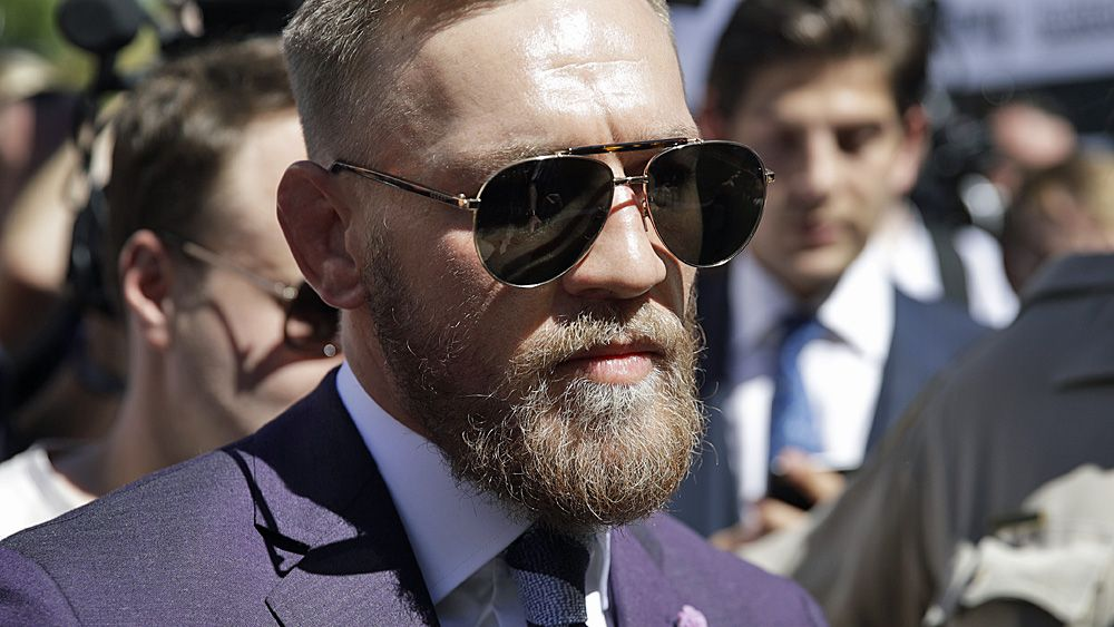 UFC champion Conor McGregor reportedly nearing WWE deal