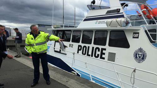 Light plane recovered eight days after crash off Tasmanian coast