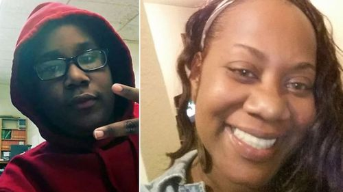 Damon Decree Jr and Shana Decree's sister Jamilla Campbell also died over the three day period.