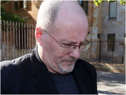 Michael Andrew Mullen was jailed for a minimum nine months over the 2015 assault of aged care patient Elizabeth Hannaford.