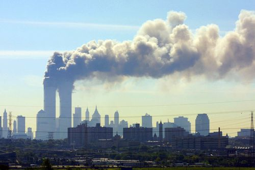 The Sept. 11, 2001 attacks in New York City and Washington killed almost 3,000 people.