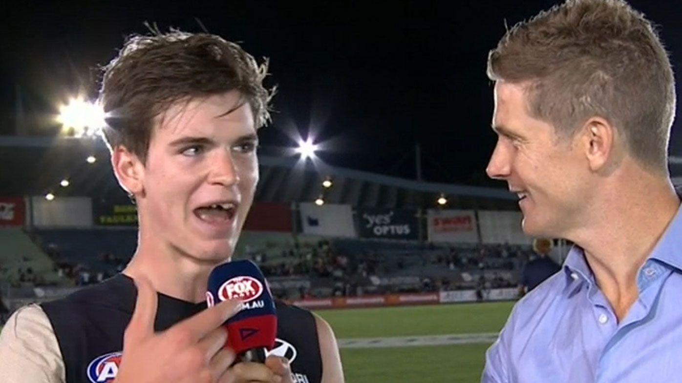 AFL news: Toothless Paddy Dow impresses as slick Blues beat Saints