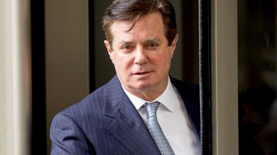Ex-Trump chair Paul Manafort pleads guilty to two federal charges