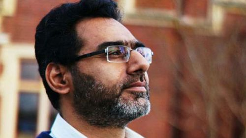 Naeem Rashid tried to tackle the gunman but was killed.